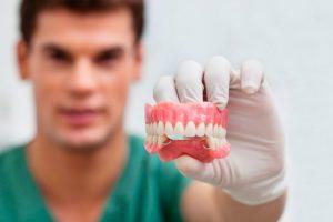 protesis dental en Majadahonda - protesis completa