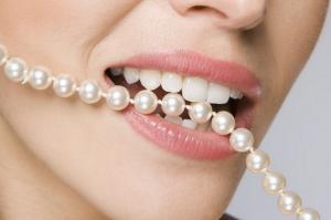 dientes amarillos - perlas
