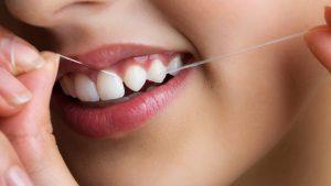 hilo dental - como utilizarlo