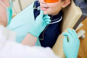 Odontopediatría en Majadahonda - Revisión