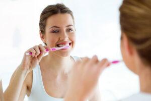 lavarse los dientes - sonrisa
