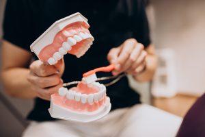 clínica dental cerca de brunete - tecnica de cepillado